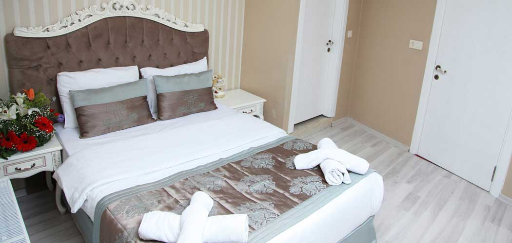 Thermal Hotel Single Room